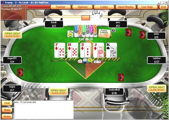 Sportsbook poker free money